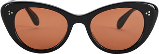 Oliver Peoples Rishell Cat Eye Sunglasses