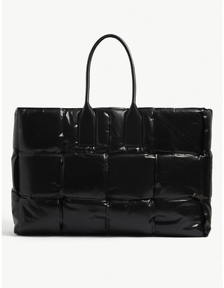 Bottega Veneta Squash large leather tote bag