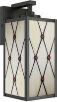Dall Tiffany Ory Glass Wall Sconce