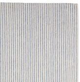Pencil Stripe Rug Chambray