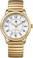 Tommy Hilfiger Women's Table Gold Ion-Plated Stainless Steel Bracelet Watch 36mm 1781682