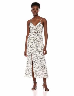 The Fifth Label Women's Dahlia Sleeveless Cutout Casual Long Maxi Dress