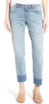 Caslon R) Release Hem Boyfriend Jeans (Vista)
