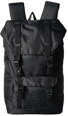 Herschel Little America Mid-Volume Light (Black) Backpack Bags