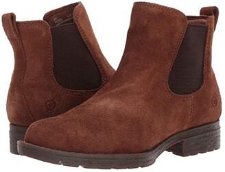 Børn Cove (Black) Women's Shoes
