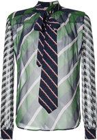 Mary Katrantzou Veddar blouse - women - Silk - 12
