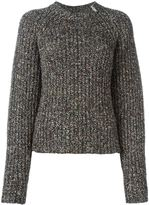 Etoile Isabel Marant 'Happy' jumper - women - Silk/Cotton/Acrylic/Wool - 42