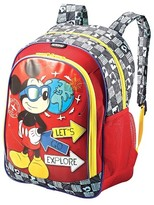 American Tourister Disney Mickey Mouse Backpack - Red