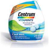 Centrum VitaMint Cool Mint Tablets (28 Tablets)