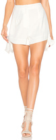 C/Meo Shadow Short in Ivory. - size S (also in )