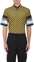 Givenchy MEN'S CHECKED TWILL SHIRT