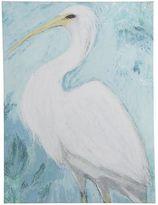Pier 1 Imports White Crane Art