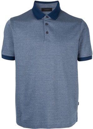 Durban Contrast Collar Polo Shirt