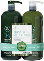 PAUL MITCHELL TEA TREE Paul Mitchell Tea Tree Liter Duo 2-pc. Value Set - 33.8 oz.