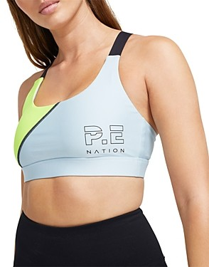 P.E Nation Twist Serve Sports Bra