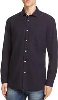 Billy Reid John T Slim Fit Button-Down Shirt