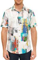 Robert Graham Colourblock Woven Sport Shirt