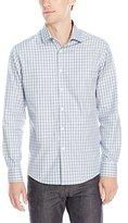 Vince Camuto Men's Button-Down Collar Long-Sleeve Shirt