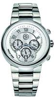 Philip Stein Teslar Men's 32-AW-SS Active Stainless Steel Bracelet Watch