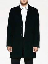 Calvin Klein Platinum Luxe Cashmere Tailored Coat
