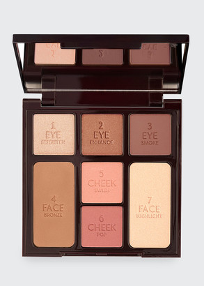 Charlotte Tilbury Instant Look in a Palette - Stoned Rose