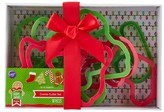 Wilton 10-Pc Giftable Plastic Cookie Cutters