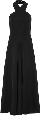 Jil Sander Virgin wool maxi dress