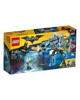 Batman LEGO The Movie Mr. Freeze Ice At