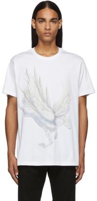 Givenchy White Pegasus T-Shirt
