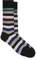 Paul Smith Men's Valentine Cotton-Blend Mid-Calf Socks
