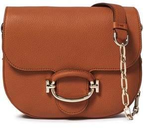 Tod's Textured-leather Shoulder Bag