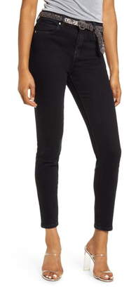 Blank NYC BLANKNYC Riddle Me This Belted Jeans