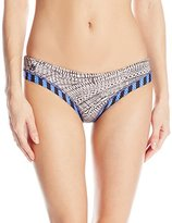Maaji Women's Beaded Beat Hipster Bikini Bottom