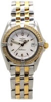 Breitling Callistino 18K Yellow Gold & Stainless Steel Automatic Watch