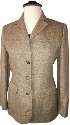 Ralph Lauren Gold Silk Jackets