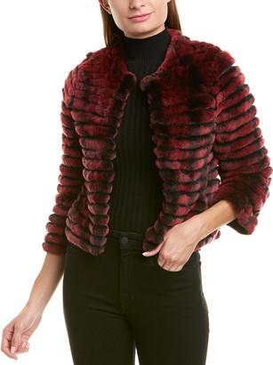 La Fiorentina Wool-Blend Coat