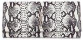 Saint Laurent Embossed Monogram Kate Clutch