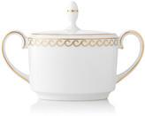 Vera Wang Wedgwood Swirl Sugar Pot