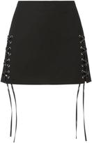 Helmut Lang Corset Mini Skirt