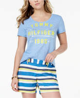 Tommy Hilfiger Graphic T-Shirt, Created for Macy's