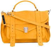 Proenza Schouler PS1 bag - women - Suede - One Size