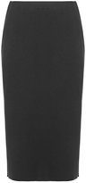 Isolde Roth Plus Size Knitted midi skirt