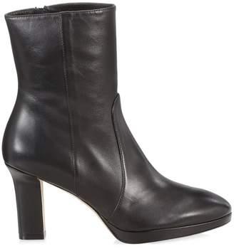 Stuart Weitzman Rosalind Leather Booties