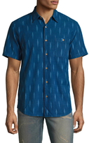 Faherty Seasons Printed Sportshirt