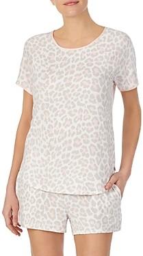 Kate Spade Leopard Print Shorts Pajama Set - 100% Exclusive