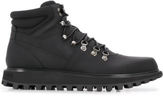 Dolce & Gabbana Hiking Style Boots