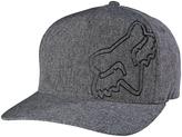 Fox Charcoal Torx Flexfit Baseball Cap