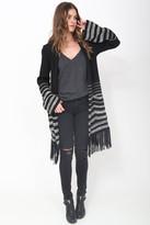 Goddis Marlo Knit Jacket in Valor