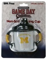 Bed Bath & Beyond University of Michigan 8 oz. Infant No-Spill Sippy Cup