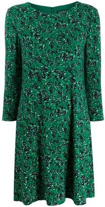 Lauren Ralph Lauren Floral-Print Flared Dress